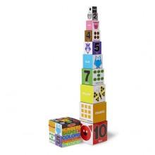 Набор блоков Числа, формы и цвета