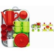 000972 Ігровий набір Chef-Cook з посудом та підносом