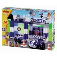003081 Конструктор Швидкісне авто. Поліцейський відділок