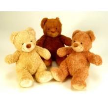 5811521 Плюшева іграшка Nicotoy Ведмідь Бенуа, 33 см
