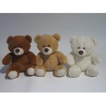 5810393 Плюшева іграшка Nicotoy Ведмежа, 3 види, 25 см