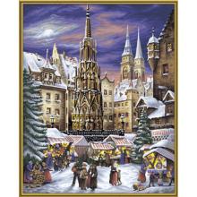 9130336 Художній творчий набір Різдвяний ярмарок