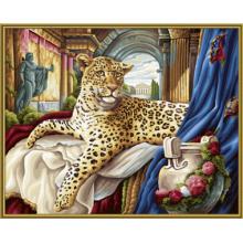 9130384 Художній творчий набір Римський леопард