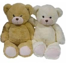 5814644 Плюшева іграшка Nicotoy Ведмідь, 43 см, 2 види