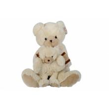 5810321 Плюшева іграшка Nicotoy Ведмідь з ведмежам з шар