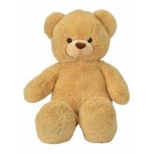 5816529 Плюшева іграшка Nicotoy Ведмідь, рудий, 100 см