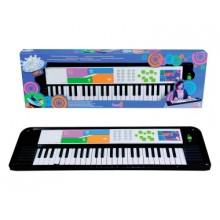 6837079 Електросинтезатор, 49 клавіш, 69х19 см