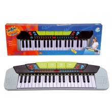 6835366 Клавішні Сучасний стиль 54х17 см