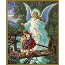 9130364 Художній творчий набір Ангел, 40х50 см