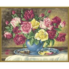 9130350 Художній творчий набір Троянди для тебе