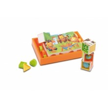 211126 Іграшка для розвитку Cotoons Чарівні кубики