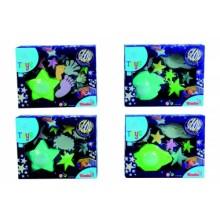 7827320 Набір сяючих елементів та нічник, 4 види