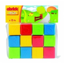 000404 Розвиваючі кубики з цифрами