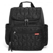Рюкзак Forma Diaper Backpack цвет Black