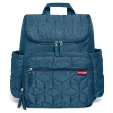 Рюкзак Forma Diaper Backpack цвет Peacock