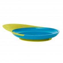 Плоская тарелка Catch Plate –Blue/Green