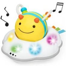 Мягкая игрушка «Сова» цвет Pastel