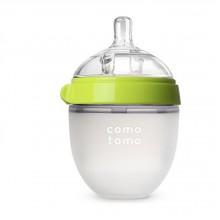 Антиколиковая бутылочка Como tomo 150 мл (Green)