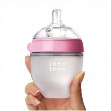 Антиколиковая бутылочка Como tomo 150 мл (Pink)