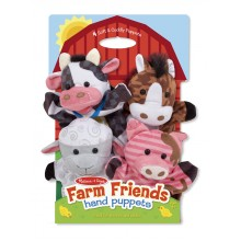 Кукольный театр Животные фермы