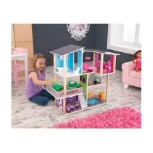 Кукольный домик с мебелью Эшли 65822