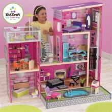 Кукольный домик с мебелью Luxury 65833