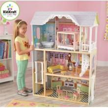 Кукольный домик с мебелью Белла 65251