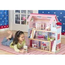 Кукольный домик с мебелью Челси 65054