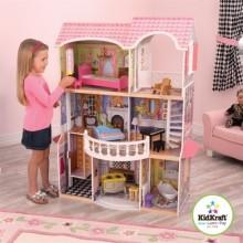 Кукольный домик с мебелью Магнолия 65839