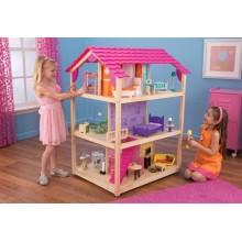 Кукольный домик с мебелью So Chic 65078