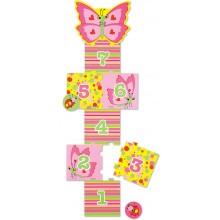 MD6145 Bella Butterfly Hopscotch (Детские классики Бабочка
