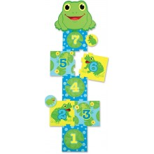 MD6275 Froggy Hopscotch (Детские классики Лягушонок)