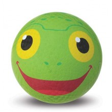 Мяч Веселый лягушонок MD6030