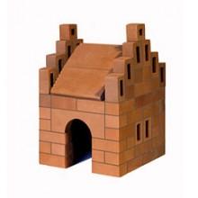 Конструктор керамический Домик (99 деталей)