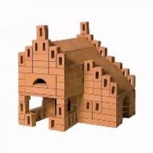 Конструктор керамический Летний домик (243 детали)