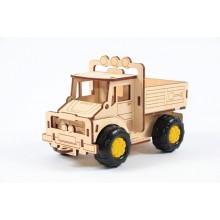 Конструктор деревянный Грузовичок