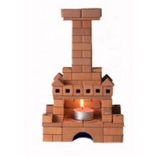 Конструктор керамический Печка (103 детали)